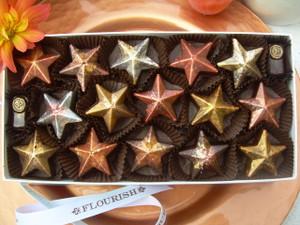 Pumpkin Spice Stars, 17-piece box