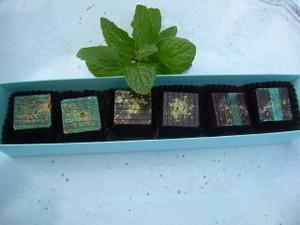 Mint Cubed