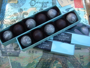 Golf Balls, 5-piece box