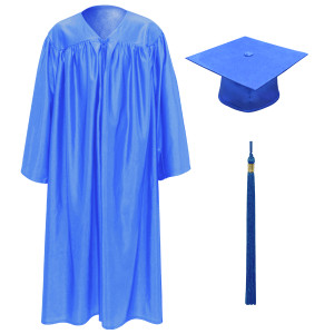 Royal Little Scholar™ Cap, Gown & Tassel + FREE DIPLOMA