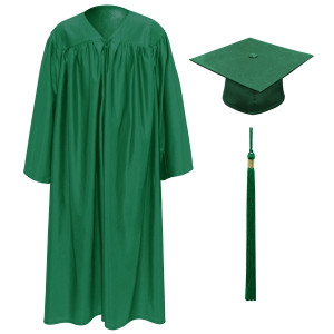 Forest Little Scholar™ Cap, Gown & Tassel + FREE DIPLOMA