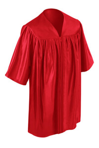 Red Little Scholar™ Gown