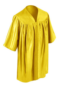 Bright Gold Little Scholar™ Gown
