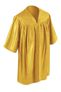 Antique Gold Little Scholar™ Gown