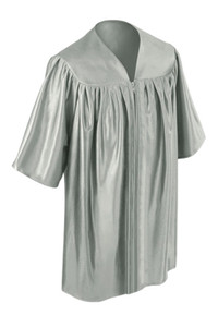 Light Grey Little Scholar™ Gown