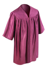 Deep Maroon Little Scholar™ Gown