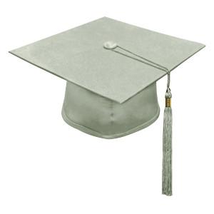 Silver Little Scholar™ Cap & Tassel