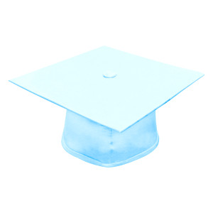Sky Blue Little Scholar™ Cap
