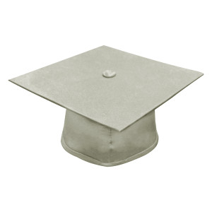 Light Grey Little Scholar™ Cap