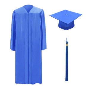 Royal M2000™ Cap, Gown & Tassel