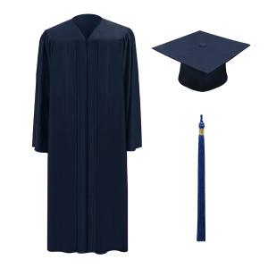 Navy M2000™ Cap, Gown & Tassel