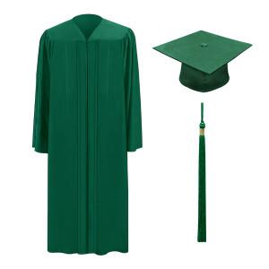 Forest M2000™ Cap, Gown & Tassel