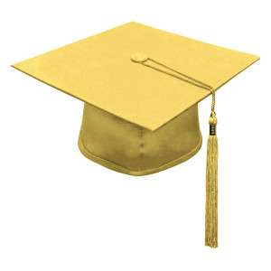Antique Gold M2000™ Cap & Tassel