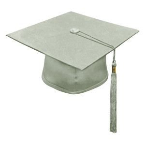 Light Grey M2000™ Cap & Tassel