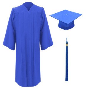 Royal Freedom™ Cap, Gown & Tassel