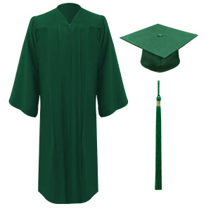 Forest Freedom™ Cap, Gown & Tassel