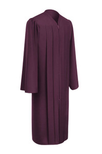 Maroon Freedom™ Gown