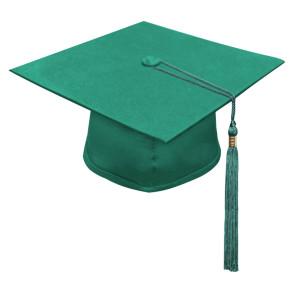 Emerald Freedom™ Cap & Tassel