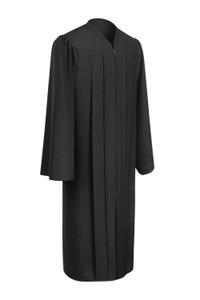 BACHELOR Black ULTRA GREEN Gown