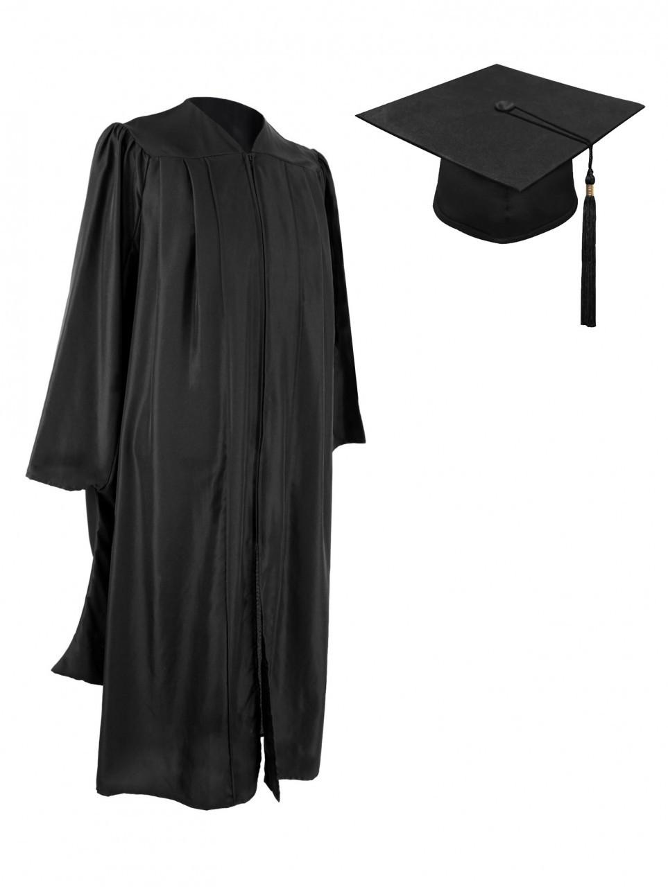 4d5e4c578ca MASTER FREEDOM™ Gown, Cap & Tassel - Willsie Cap & Gown