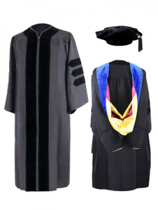 DOCTOR FREEDOM™ Gown, Hood, Tam with Stubby™ Tassel