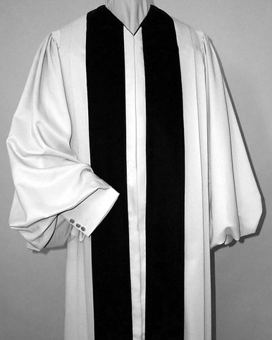 WESLEY PULPIT ROBE