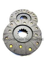Brake Discs (Pair) - W121