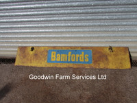 Bamford Baler Guard/Cover USED - UP172