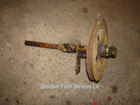 Pick-up reel pulley & over-run clutch Bamford baler USED - UP246