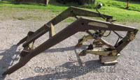 Horndraulic/steelfab loader USED - UP260