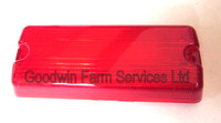 Rear Lamp Lens - Red - W543