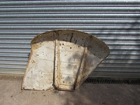 Ford 4000/5000 Mudguard LH - USED