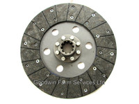 "Clutch Plate (11"" Single) Major - W566"