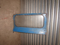 £150 plus VAT. Ford Deluxe Safety Cab Lower Rear Window (GOOD USED) UP315