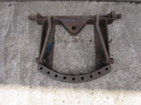 Leyland/Nuffield drawbar frame. USED
