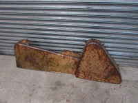 Bamford FY4 Muck Spreader LH Chain Guard. Unused. Still in primer. Slight shelf rust. £120 plus VAT UP321