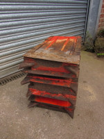 Bamford 59/159 etc Used Baler ram as removed £95.00 plus VAT. Buyer to collect. UP324