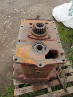 IH 474 etc Gearbox. USED. Working when removed .