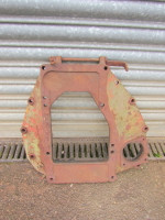 IH Engine Backplate. Fits most 3 & 4 Cyl models from 454 to 785.