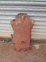 IH 4 Cyl Sump.  USED. Removed from 684 but may fit others. Buyer to collect. £50 plus VAT.