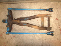 Ford 3600 etc Auto-hitch carriage & drop arms. Used but very good condition. No visible wear. £185.00 plus VAT
