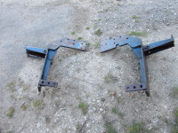Tanco 967/968 loader brackets to suit IH 74/84/85/95 range. Used. £250 plus VAT.
