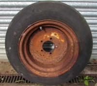 Bamford Baler Wheel LH side 5 Stud.