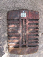 IH B250/275 Front Grille USED.