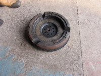 Used Flywheel to suit IH 574 etc with 11 inch clutch. £120.00. UP347