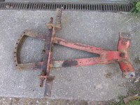 Drawbar Frame Nuffield DM4 etc as removed from DM4. USED. UP363