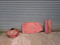 Jones Baler Guards MK10 MK12 as removed. Available separately or together. UP366