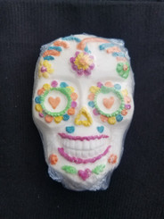 Sugar Skull Bath Bomb