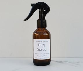 """Skeater Beater"" Bug Spray"