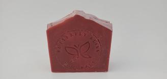 """Dirty Hippy"" Orange-Patchouli-Lemongrass Artisan Soap"